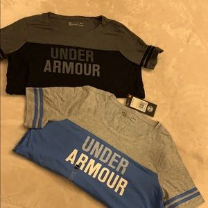 Set of two under Armour short sleeve tees